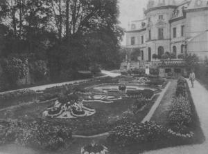 Ansicht des Heylshof-Parks