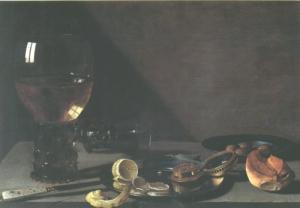 Willem Claesz. Heda: Stilleben (Kat. Nr. 54)