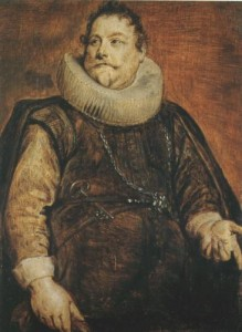 Bildnis des Johann von Montfort